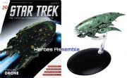 Star Trek Official Starships Collection #039 Romulan Drone Eaglemoss